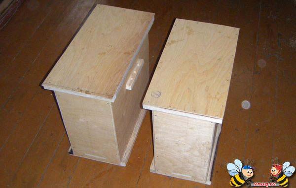 Две ловушки для пчёл
