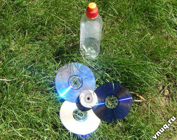 Ремонт вертушки: компакт-диски и клей
